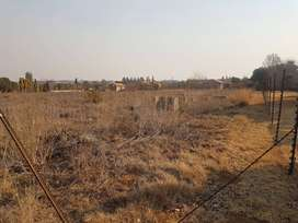 5000sqm vacant land in Grootfontein country estate