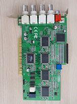 4-канальная PCI карта видеонаблюдения видеозахвата Diginet KMC-4400