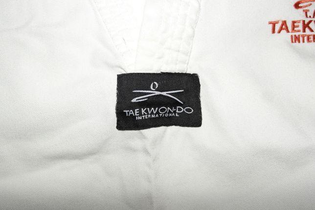 Tae Kwon DO кимоно куртка+штаны Тей Квон-до комплект Вараш - изображение 7