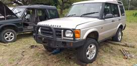 *** STRIPPING FOR SPARES *** Land rover discovery 2 4.0 V8
