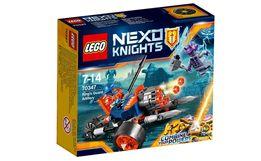 Lego nexo knights вартова королівська артилерія 70347