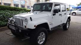 2013 Jeep Wrangler 3.6 V6 A/T UNLIMITED SAHARA