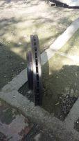 Тормозный диск передний Опель Виваро 1 9 ЦДТИ Б У