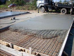 Бетон, доставка бетона, опалубка, монолитные работы