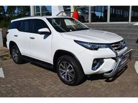 TOYOTA FORTUNER 2.8GD-6 4×4 Auto