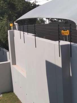 I install, Repair and Maintain Electric fences, CCTVs and Gatemotors
