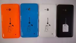 Задняя крышка (панель) Microsoft Lumia 640 DS оригинальная, все цвета!
