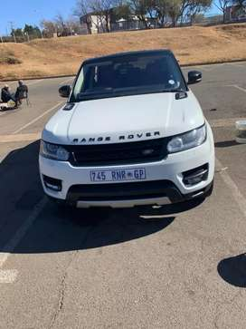 Range Rover 5.1 supercharge