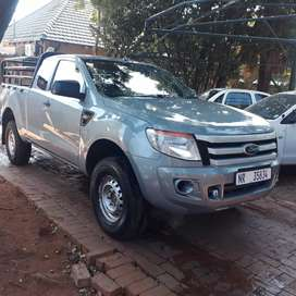 2013 Ford Ranger 2.2 6 Speed Extended Cab