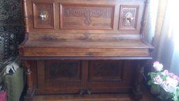 Пианино антикварное немецкое Wilhelm Emmer 1924 года в пгт. Литин Винн