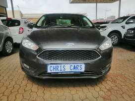 2017 Ford Focus 1,0 ecoboost engine capacity
