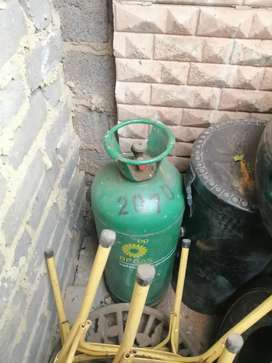 Lp gas cylindee