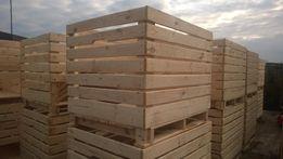 Skrzyniopalety drewniane 120x100x90 na ziemniaki wystawiamy oferty