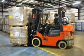 Forklift skills and training courses in Rustenburg