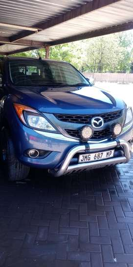 2013 Mazda BT 50 3.2 SLE Double cab for sale