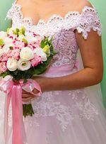 Весільне плаття для вагітної
