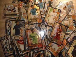 Karty champions League match attax 2017/ 2018