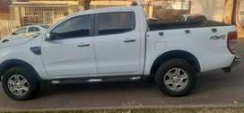 FORD RANGER DOUBLE CAB 4X4 AUTOMATIC IN EXCELLENT CONDITION