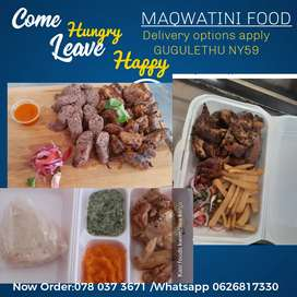 Maqwatini food