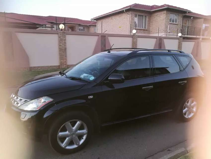 Nissan murano for sale 0