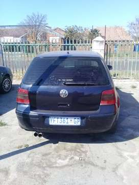 Golf 4 start n go need some touch up