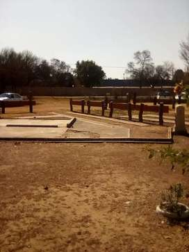Plot for sale swop Orkney vaal river