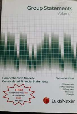 Group Statements volume 1 & 2 (16th ed.)