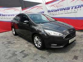 2015 Ford Focus 1.0 Ecoboost Trend 4-Door - R129,900