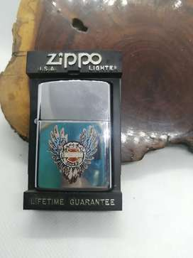 Brand New Zippo Lighter Harley Davidson Version