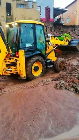 R400 RUBBLE REMOVAL TLB HIRE SERVICES