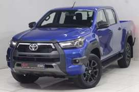 2021 Toyota Hilux 2.8 GD-6 RB Legend Auto Double Cab