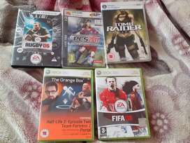 Games for PC and Xbox