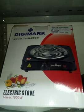 Electric 1plate stove 46Apr21