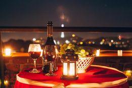 Романтичне побачення на даху Львова. 100% оригінальний подарунок!