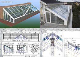 Обучение Autodesk Inventor и AutoCAD. 3D модели, чертежи.