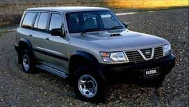 WANTED: Steel rims for Nissan Patrol
