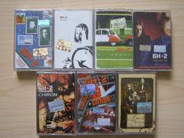 Продам нові аудіокасети Би-2, 7 штук