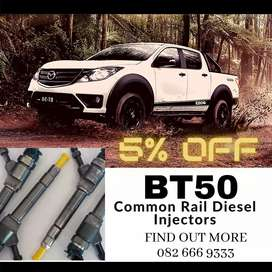 Bt50 Injectors available