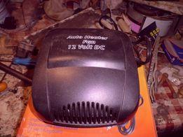 Автомобильный обогреватель тепловентилятор