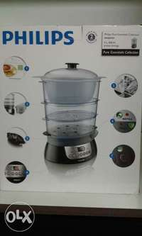 Image of Philips food steamer