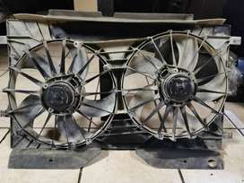 DODGE CALIBER 1.8 USED REPLACEMENT RADIATOR FANS - USA SPARES