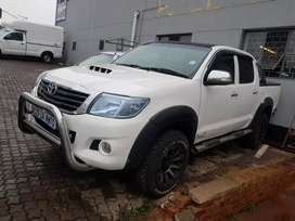 2012 Toyota Hilux 4x4 double cab