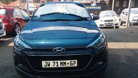 2016 Hyundai i-20 1.4 Engine Capacity with Manuel Transmission