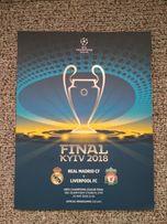 Официальная программа финала Лиги Чемпионов 2018. Есть несколько!!!
