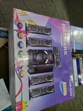 Surround sound system r1199