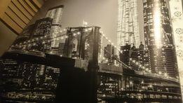 Plakat Nowy York 120X80