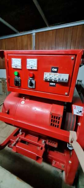 12 Kva 3 phase Generator for sale