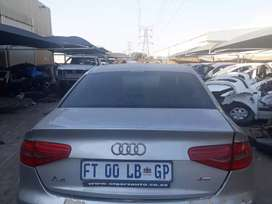 2013 Audi A4 Sline stripping for spares.