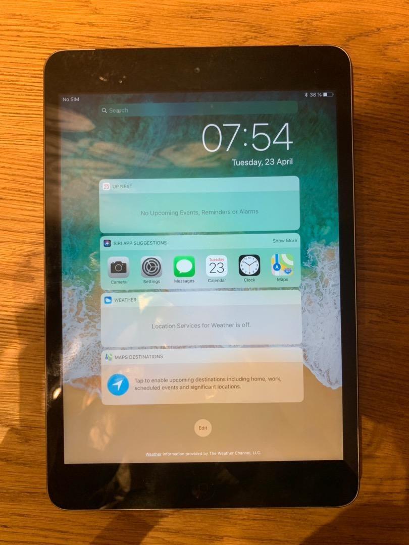Ipad mini 2 32 gb 0