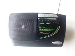 Радиоприемник переносной/сетевой Mason AE-3140
